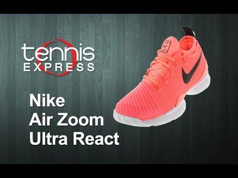 26ff1e5c4d4 Nike 2018 Air Zoom Ultra React Tennis Shoe