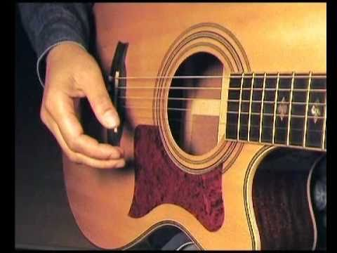 tutorial The Wings-Gustavo Santaolla-part 3 strumming only