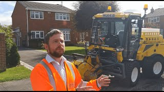 Derby City Council explain how their Multihog has made a difference