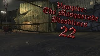 Vampire: The Masquerade Bloodlines: Elizabeth Great Dane [Part 22]