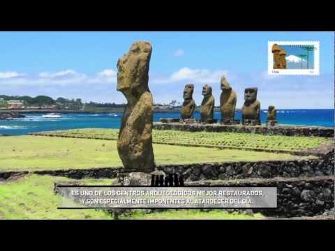 Ahu Tahai - Isla de Pascua - Chile 365 - turismo en Chile