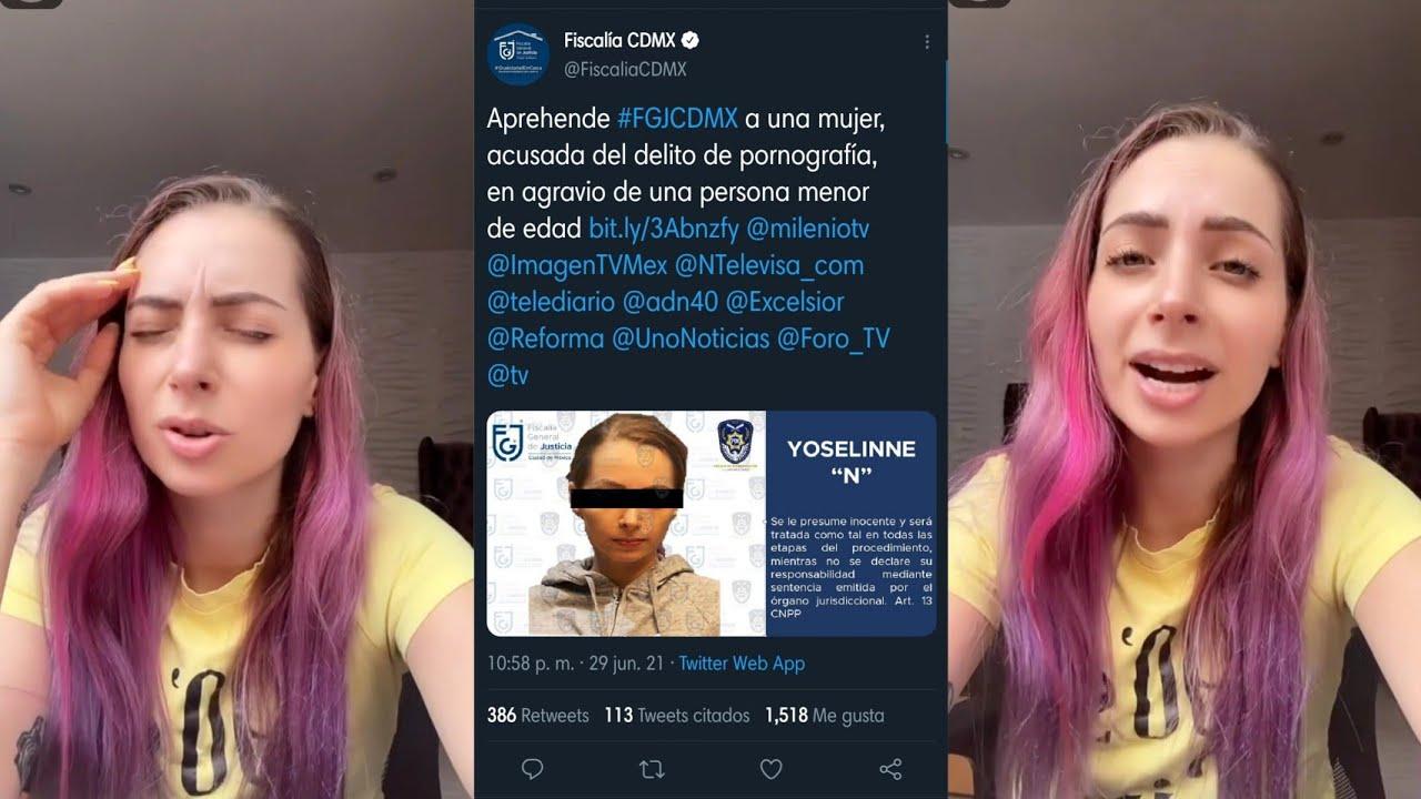 #ULTIMAHORA ¡Detienen a @YosStoP por délito relacionado con P0RN0GR4F14 1NF4NT1L!