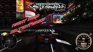 NFS MW (2005) night mod+winter mod (tutorial)