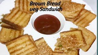 Grilled Snacks-Bread Sandwich-Breakfast recipe पिज़्ज़ा खाना भी भूल जाओगे Easy &Tasty