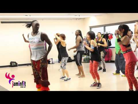 African Dance Workshop & Zumba® Masterclass with Mo Diakite