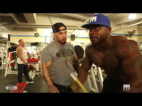 GYM GANG WELCOMES MAC TRUCC TO NEW YORK DAY- 2