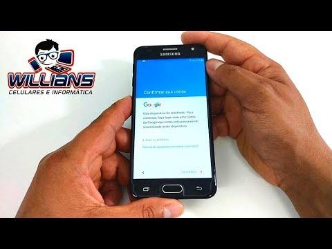 Desbloqueio Google Galaxy J5 Prime Sm G570 G570m Desbloquear