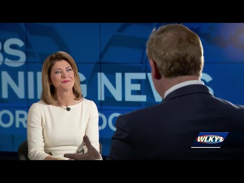 WLKY catches up with 'CBS Evening News' incoming anchor Norah O'Donnell