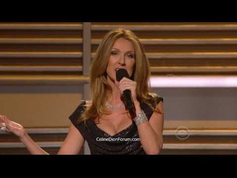 Celine Dion at the  Academy Of Country Music Awards ACM