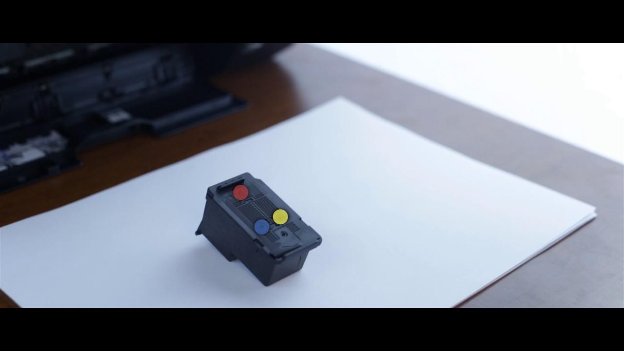 Тест скорости и качества печати Canon PIXMA TS5040 - YouTube