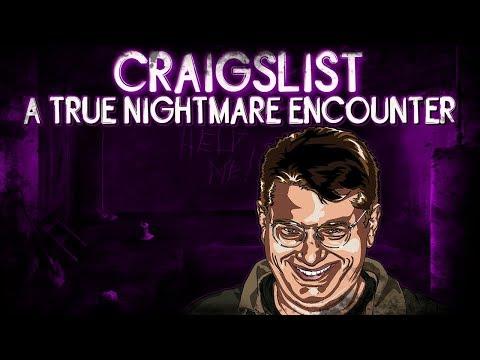craigslist dating horror stories reddit