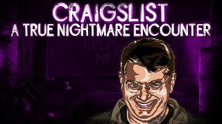 True Craigslist Nightmare Horror Story From Hell | Abducted | Reddit Horror Stories | Lets Not Meet