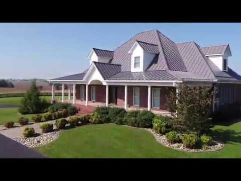 Great Looking Metal Roof: Charcoal H Loc