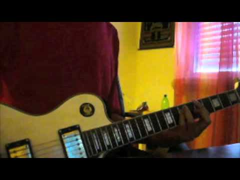 Skinhead For Life Skinhead Selamanya  ACAB Guitar Cover with Solo