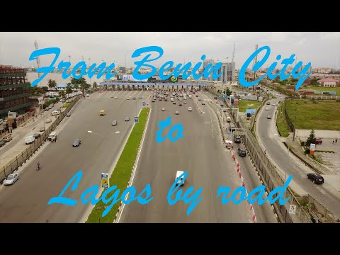 Benin City to Lagos by road