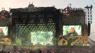 Böhse Onkelz - Irgendwas für nichts live beim Matapaloz 2017