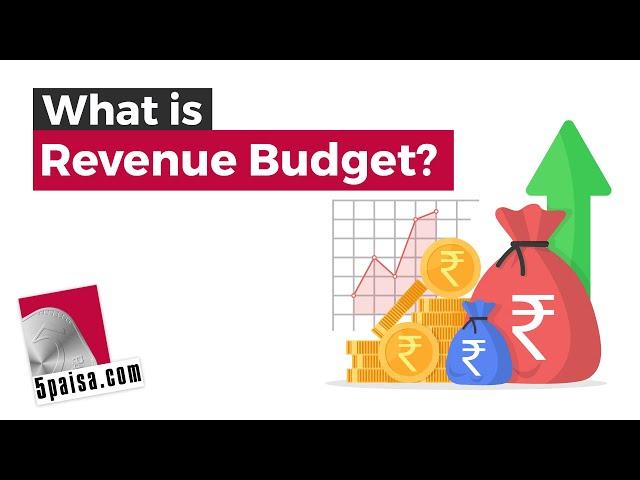 What is Revenue Budget?   Union Budget   Revenue Receipts   Revenue Expenditure   #Shorts