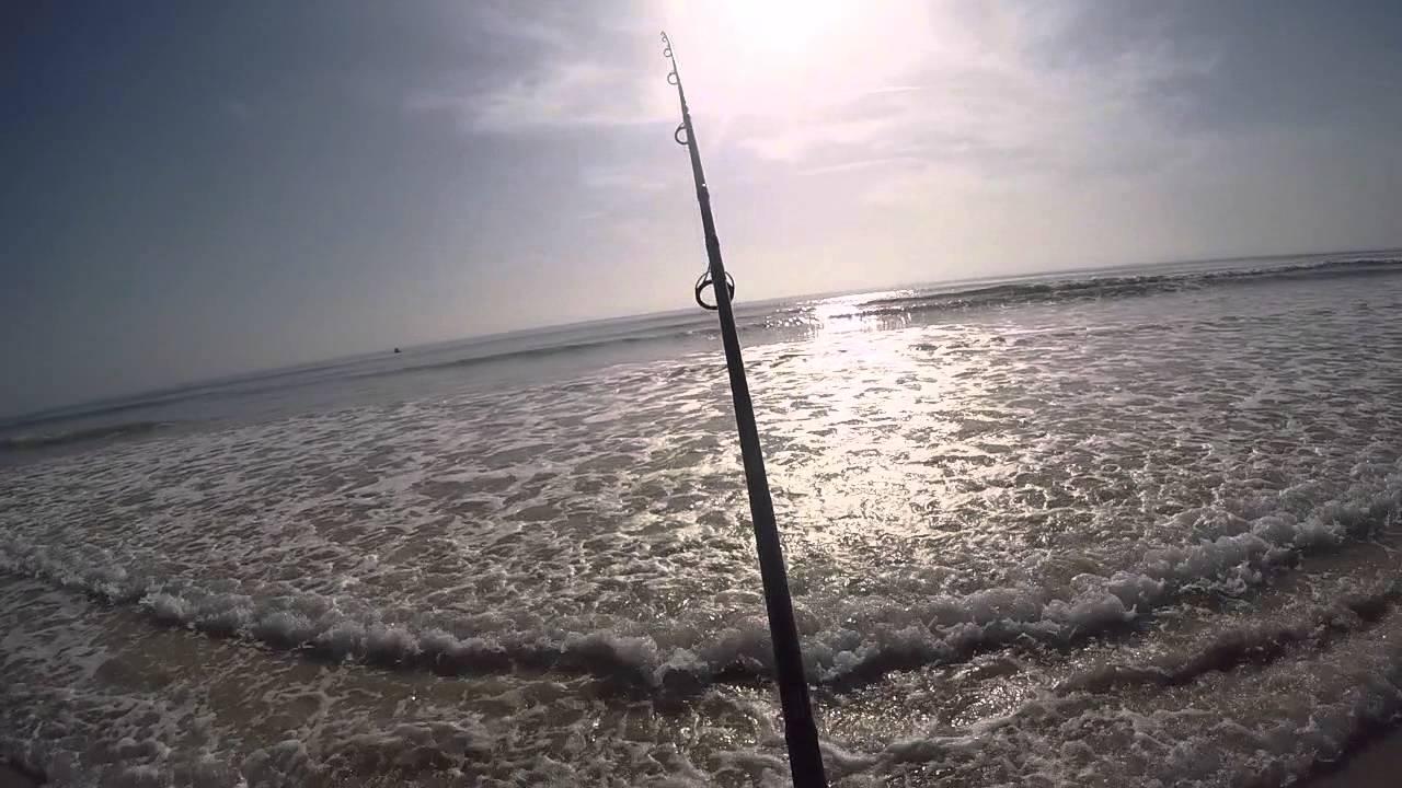 Florida surf fishing gopro youtube for Florida surf fishing