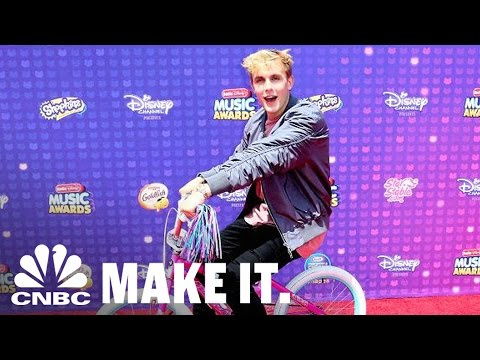 How Jake Paul Went From Vine To A Movie Deal And Seven-Figure Salary | CNBC