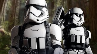 First Contact - Star Wars: Battlefront II PC BETA