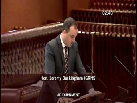 Domestic gas reservation policy is needed - Jeremy Buckingham MP - 28 Feb 2013