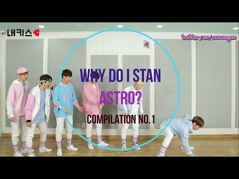 Why Do I Stan ASTRO? Compilation No.1