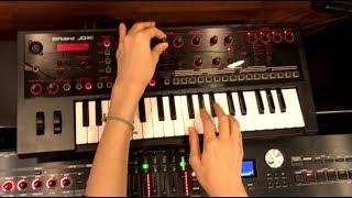 Roland JD Xi X RD2000 Jazz Improv By Yohan Kim