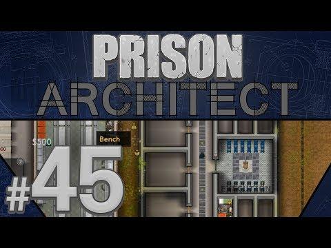 Prison Architect - Execution Room - PART #45