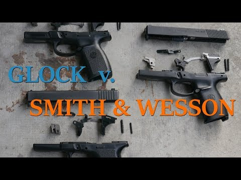 Glock v. Smith & Wesson - The Sigma Lawsuit