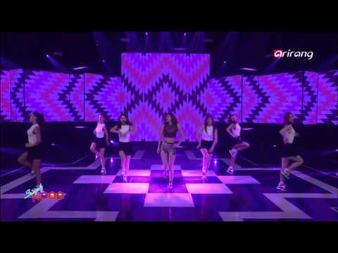 Simply K-Pop - ANDA(안다) _ Touch(터치)