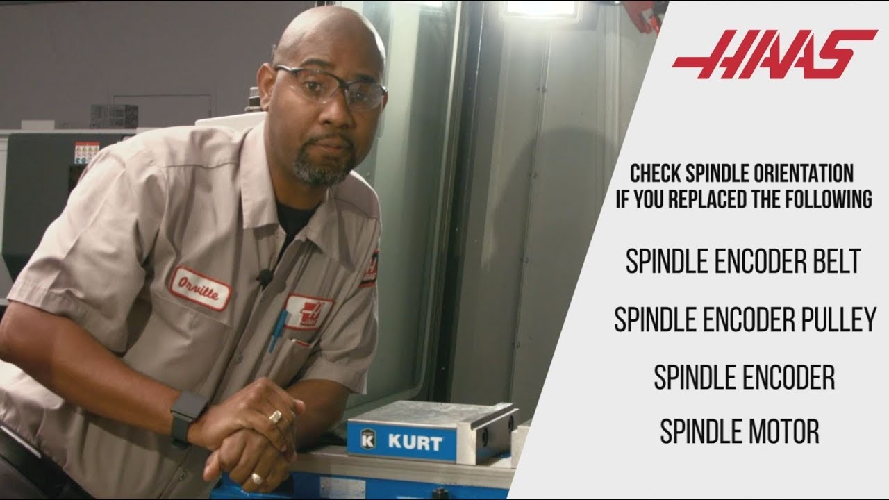 Set Spindle Orientation on your Haas Mill with a Side-Mount Tool Changer -  Haas Automation Service
