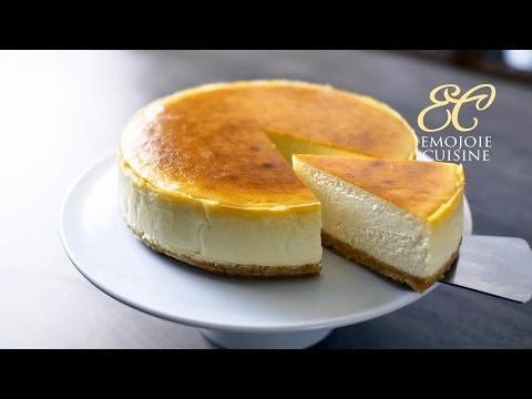 the-best-new-york-cheesecake-recipe- -emojoie-cuisine