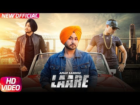 Laare (Full Video) | Aman Sandhu Ft. Roach Killa | Latest Punjabi Song 2018 | Speed Records