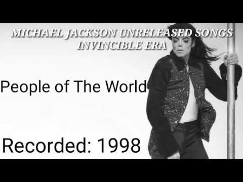 Michael Jackson's Unreleased Songs from INVINCIBLE Era (1998 - 2001)