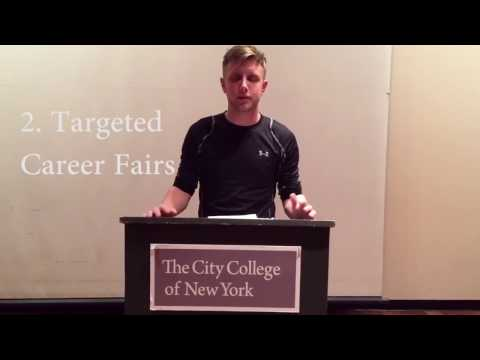 The Pitch - City College of New York (CCNY, CUNY)
