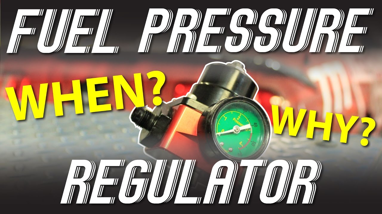 External Fuel Pressure Regulator For Boosted Cars Youtube 07 Cobalt Filter