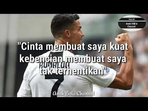 Kata Motivasi Bijak Cristiano Ronaldo Terbaru Cocok Untuk Story Wa Kalian Youtube