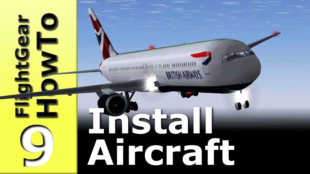 avions flightgear