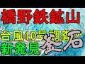 【岩手ローカル報聞】台風10号調査で新発見 橋野鉄鉱山【釜石】