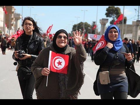 53 % من المسجلين بانتخابات تونس نساء  - نشر قبل 44 دقيقة