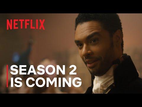 Bridgerton   Season 2 Announcement   Netflix