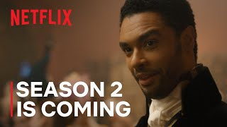 Bridgerton | Season 2 Announcement | Netflix