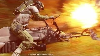 Star Wars Battlefront 3 | Official E3 2014 Gameplay Trailer | Lucasfilm/Dice Game HD