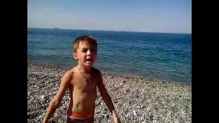 Море.Абхазия.Алахадзы