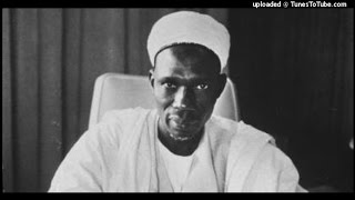 Download Video Sir Abubakar Tafawa Balewa's Speech MP3 3GP MP4