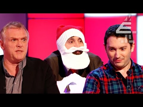 Greg Davies' Gave His Mum Cat S**t for Christmas?! | 8 Out of 10 Cats | Best of Christmas Specials