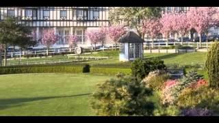 hôtel du golf à Deauville