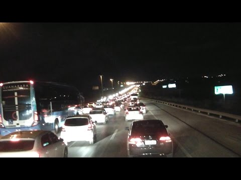 Via APIA (DF-003) - Viagem de São Paulo-SP a Brasília-DF- Parte Final