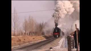 China - QJs Chabuga to Lindong - JiTong 2003 (Part 7)