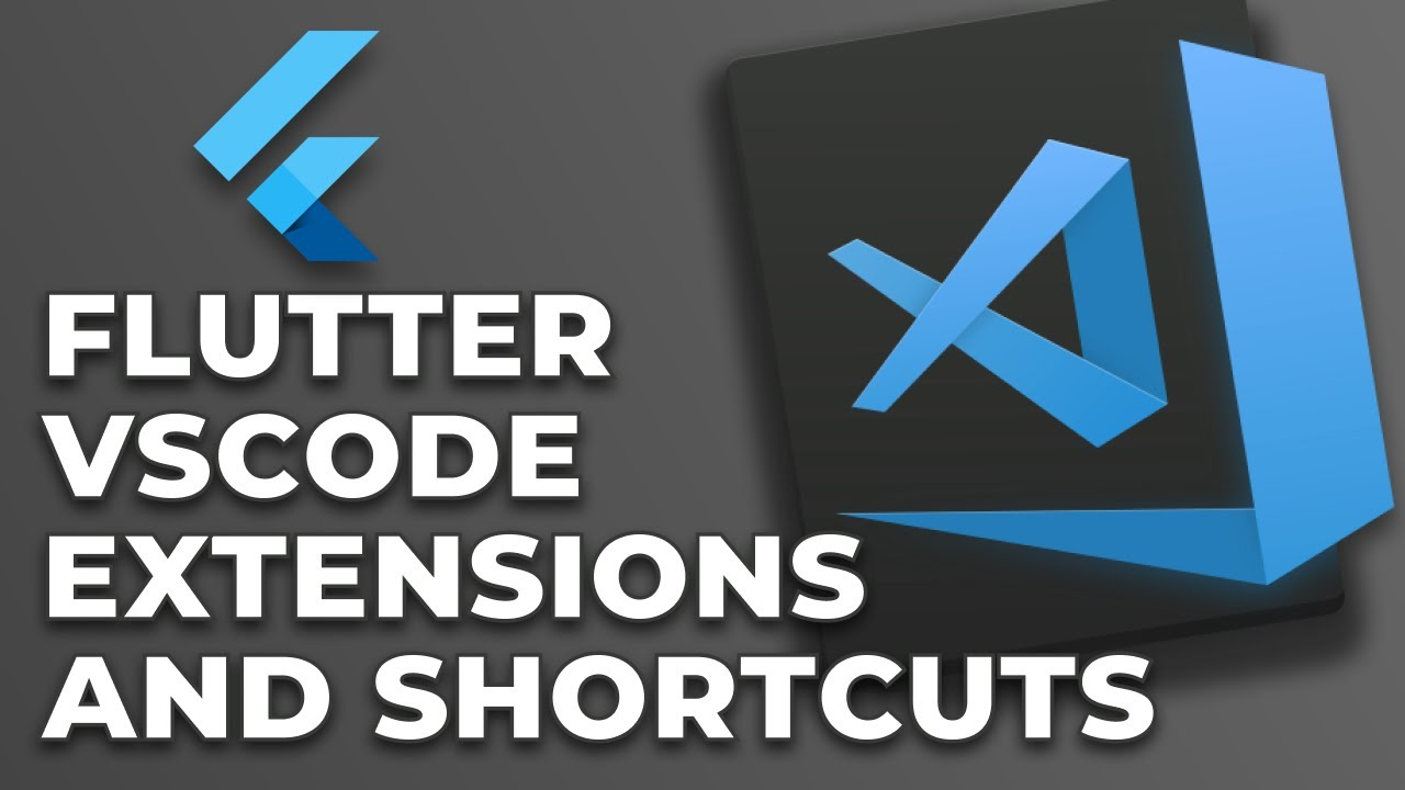 Professional Flutter Workflow: VSCode Extensions and Shortcuts